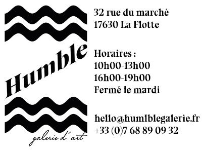 Galerie Humble - Oeuvres d'Art en Digigraphie